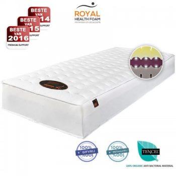 Comfort premium air koudschuim matras