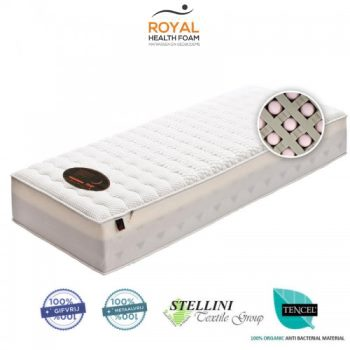 Comfort de luxe koudschuim matras